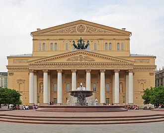 Le Théâtre Bolchoï