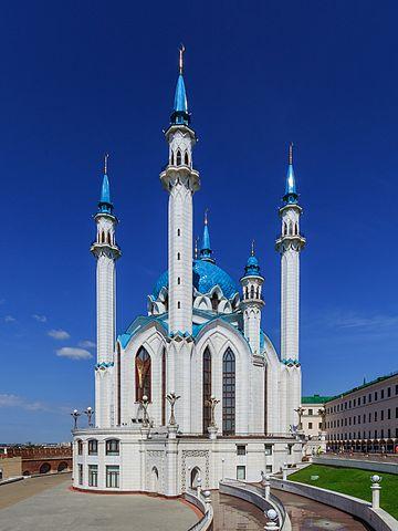 Mosquée Qolsharif