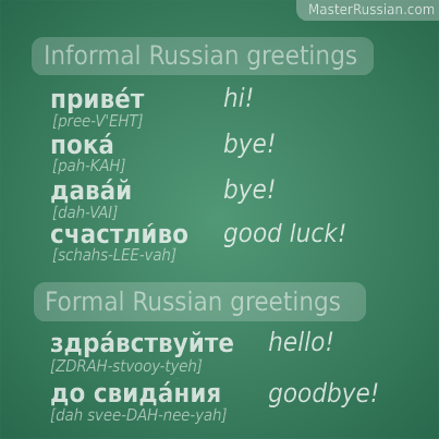 Russian podcast hi and goodbye hi and goodbye in russian m4hsunfo