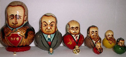 Russian matryoshka politicians